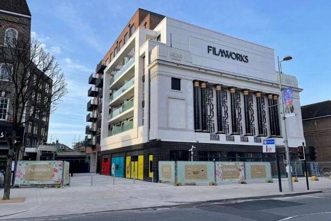 Thumbnail Flat to rent in Chapman House, Filmworks Walk, London, Greater London