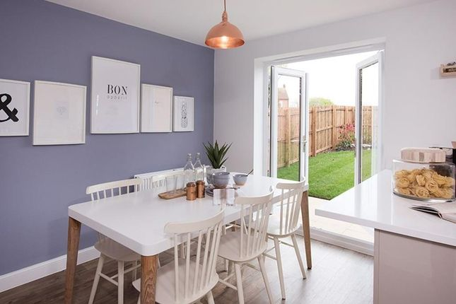 """Thumbnail Detached house for sale in """"Chester"""" at Shackleton Close, Whitby"""