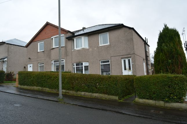 Thumbnail Flat for sale in Bencroft Drive, Glasgow