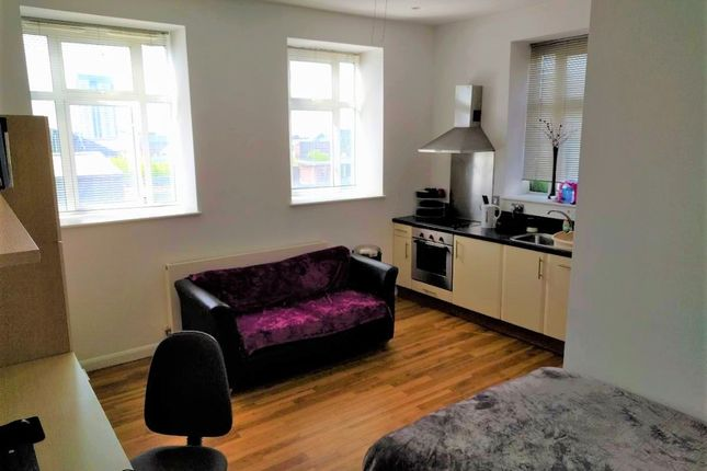 Studio to rent in The Piazza, Parc Tawe, Swansea SA1