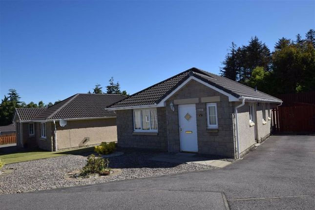 Thumbnail Detached bungalow for sale in Rowan Grove, Smithton, Inverness