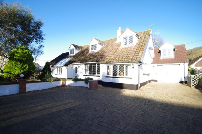 Thumbnail Detached house for sale in St. Marys Road, Croyde, Braunton