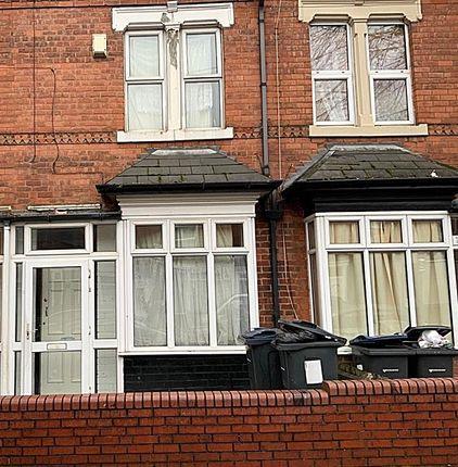 Hutton Road, Handsworth, Birmingham B20