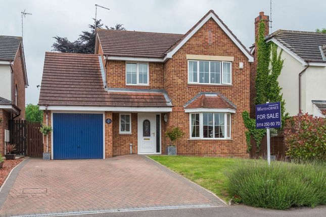 Thumbnail Detached house for sale in Stanier Way, Renishaw, Sheffield