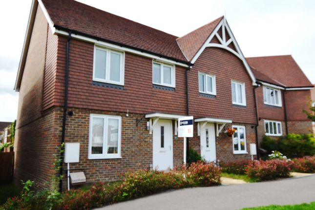 Thumbnail Semi-detached house to rent in Nettle Grove, Lindfield, Haywards Heath