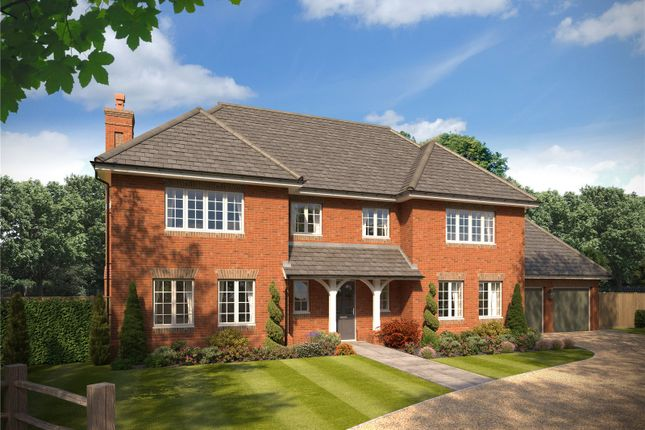 Thumbnail Detached house for sale in Godstone Road, Lingfield, Surrey
