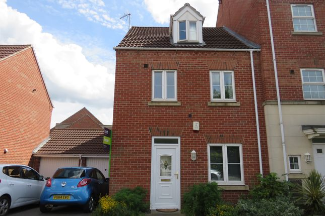 Thumbnail Semi-detached house for sale in Crossland Road, Nottingham