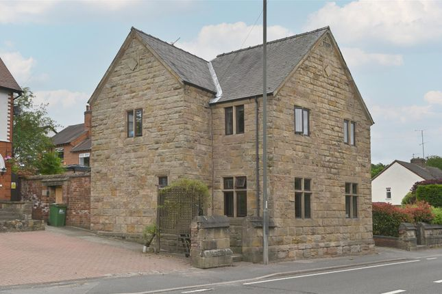 Thumbnail Detached house for sale in Derby Road, Milford, Belper