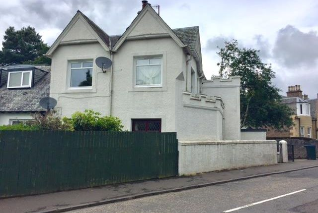 Thumbnail Flat to rent in Lower Fernton, Ferntower Road, Crieff
