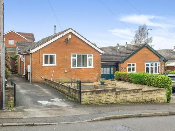 Thumbnail Bungalow for sale in Cavendish Crescent, Kirkby-In-Ashfield, Nottingham