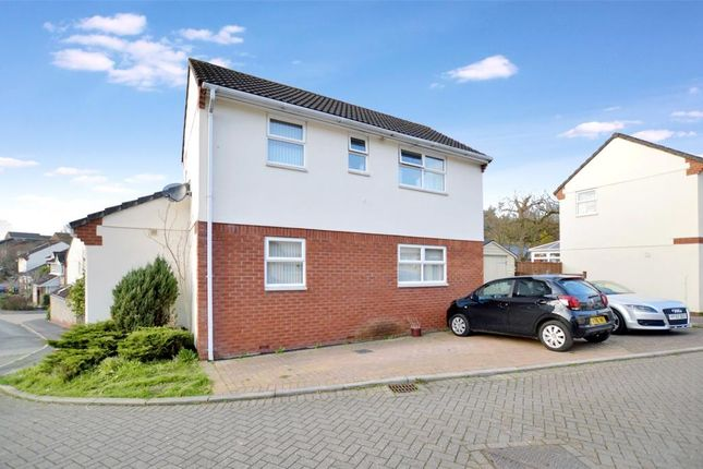 3 bed detached house for sale in Paddons Coombe, Kingsteignton, Newton Abbot, Devon