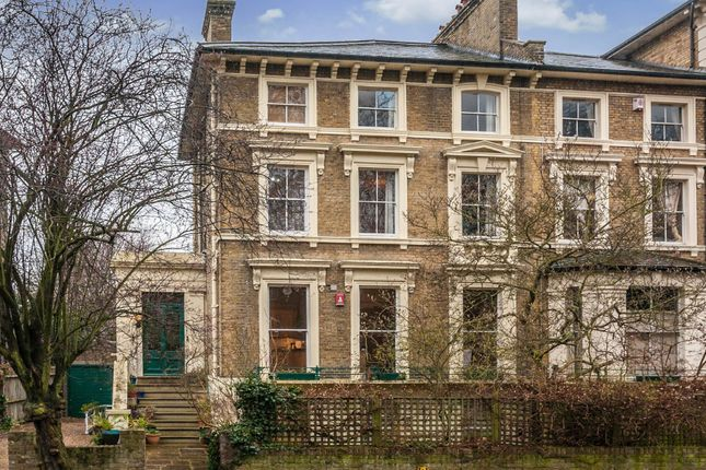 Thumbnail Semi-detached house for sale in Belmont Grove, London