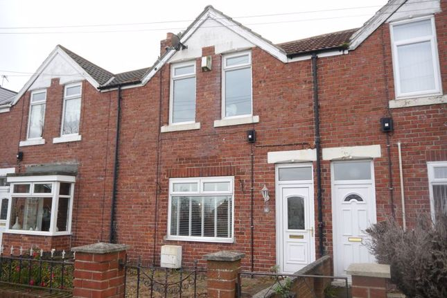 2 bed terraced house for sale in East View, Bedlington NE22