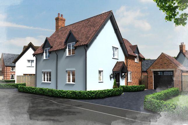 Thumbnail Cottage for sale in Plot 38, Hill Place, Brington, Huntingdon