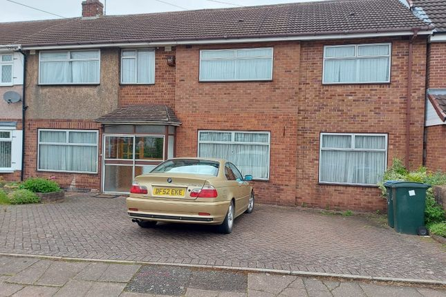 Thumbnail Property for sale in Rotherham Road, Holbrooks, Coventry