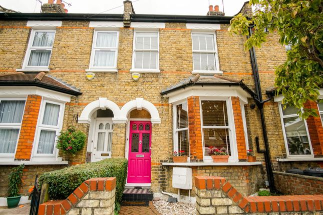 Thumbnail Terraced house for sale in Highworth Road, Bounds Green
