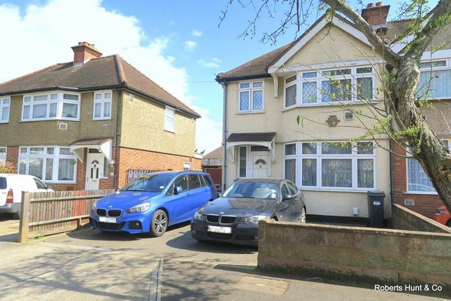 Thumbnail Semi-detached house for sale in Edward Road, Feltham