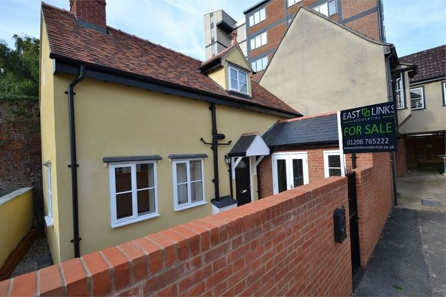 Thumbnail Detached house for sale in Walters Yard, Colchester, Essex