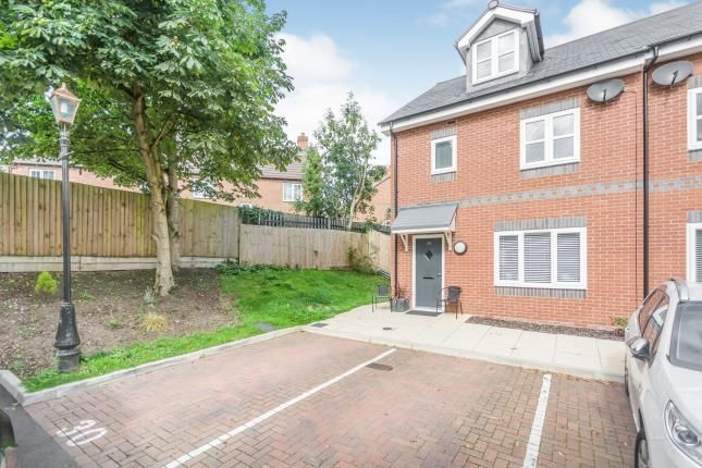 Thumbnail End terrace house for sale in Hampton Court, 55 Marsh Lane, Hampton-In-Arden, Solihull