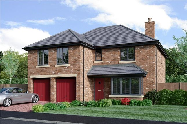 "Thumbnail Detached house for sale in ""The Jura"" at Armstrong Street, Callerton, Newcastle Upon Tyne"