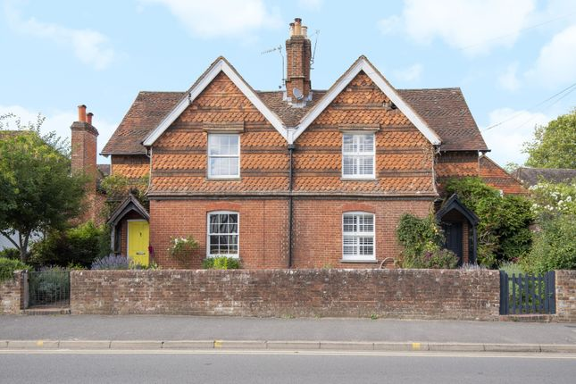 Thumbnail Semi-detached house for sale in High Street, Cranleigh