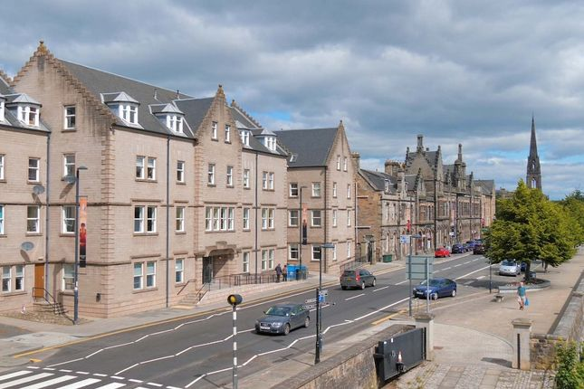 Thumbnail Flat for sale in Tay Street, Perth, Perthshire