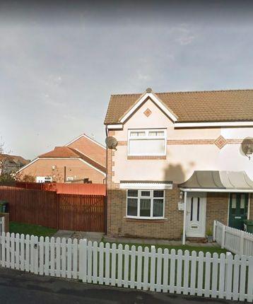 Terraced house for sale in Wharton Terrace, Hartlepool