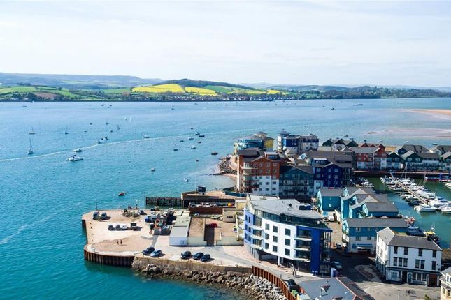 Thumbnail Flat for sale in Pierhead, Exmouth, Devon