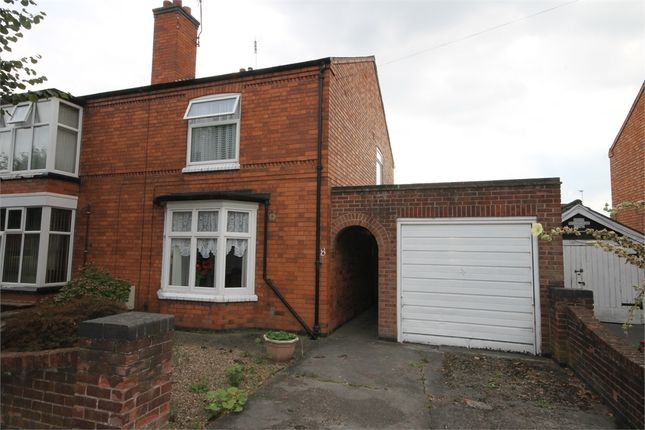 Thumbnail Semi-detached house for sale in Rufford Avenue, Newark, Nottinghamshire.