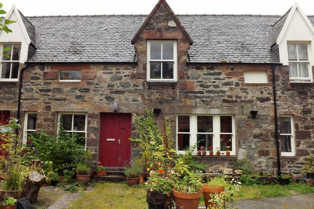 Thumbnail Terraced house for sale in Duncraig Square, Plockton