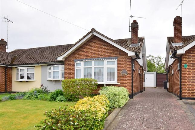 2 bed semi-detached bungalow for sale in Windsor Gardens, Wickford, Essex SS11