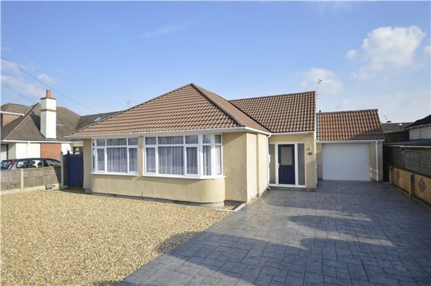 Thumbnail Detached bungalow for sale in Bristol Road, Frampton Cotterell, Bristol