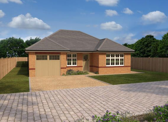 Thumbnail Bungalow for sale in New Odiham Road, Alton, Hampshire