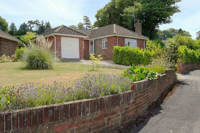 Thumbnail Bungalow for sale in Wolversdene Road, Andover