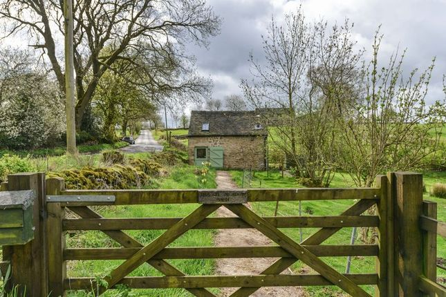 Thumbnail Barn conversion for sale in Brassington, Matlock
