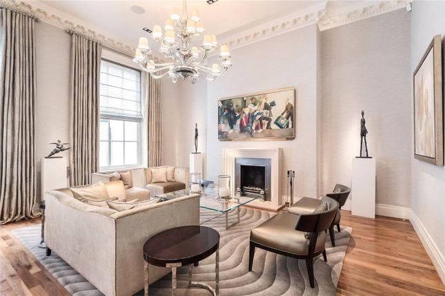 Thumbnail Flat to rent in Upper Grosvenor Street, Mayfair, London