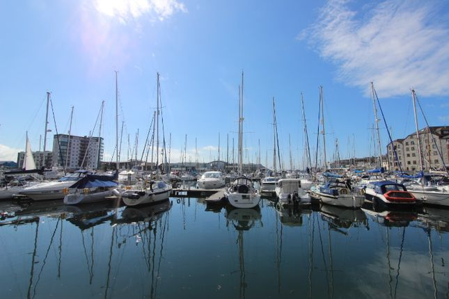 Thumbnail Flat to rent in Harbourside Court, The Barbican, Plymouth