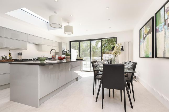 Thumbnail End terrace house for sale in Gaskarth Road, London