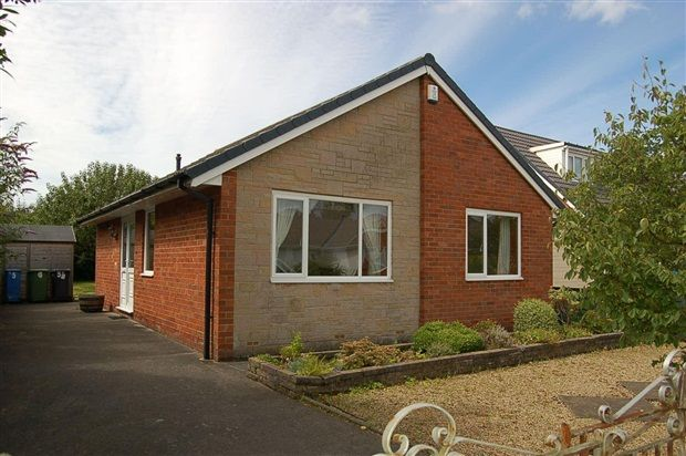 Thumbnail Bungalow for sale in Yewlands Drive, Preston