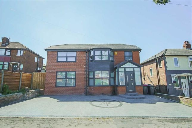 Thumbnail Detached house for sale in Radcliffe Park Road, Salford