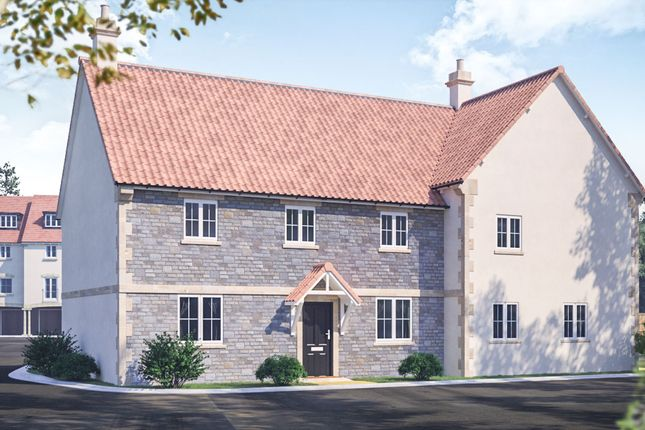 Thumbnail Semi-detached house for sale in Factory Hill, Bourton, Gillingham