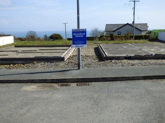 Front of Bryn Hedd, Mynytho, Gwynedd LL53