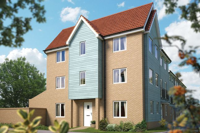 "Thumbnail Semi-detached house for sale in ""The Witney"" at Fordham Road, Soham, Ely"