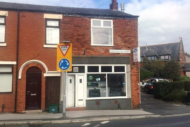 Thumbnail Restaurant/cafe for sale in Garstang Road North, Wesham, Preston