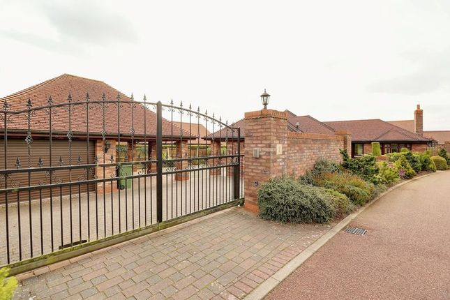 Thumbnail Detached bungalow for sale in Kenya Drive, Bottesford, Scunthorpe