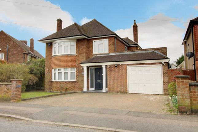 3 bed detached house for sale in Cuffley Hill, Goffs Oak, Waltham Cross EN7