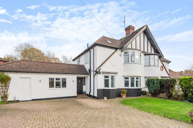 3 bed semi-detached house for sale in Woodhurst Avenue, Petts Wood, Kent BR5