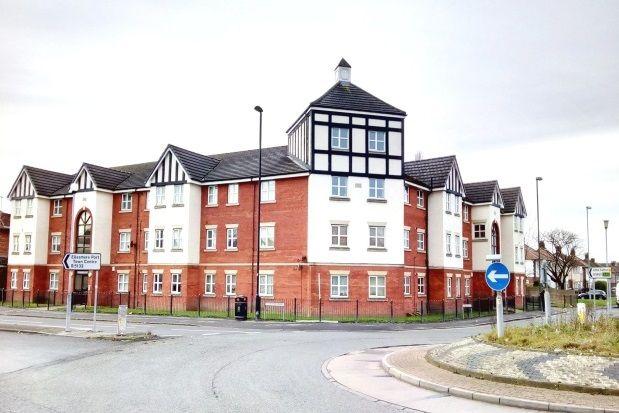 Flat in  Rossmore Road West  Little Sutton  Ellesmere Port C Liverpool