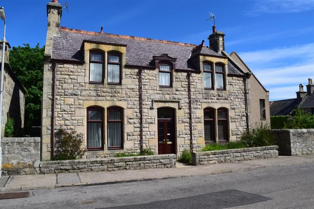 Thumbnail Property for sale in James Street, Lossiemouth