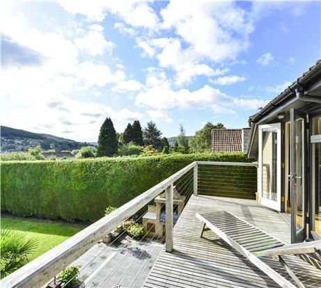 Thumbnail Detached house for sale in Morris Lane, Bath, Somerset
